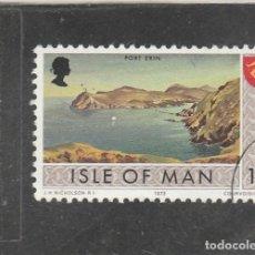 Sellos: ISLA DE MAN 1973 - YVERT NRO. 3 - USADO - . Lote 195148556