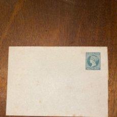 Sellos: SOBRE DE GIBRALTAR. HALF PENNY. VER FOTOS. MEDIDAS APROX.: 12 X 8.5 CM. Lote 198078502