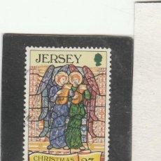 Sellos: JERSEY 1993 - YVERT NRO. 630 - USADO . Lote 198092177