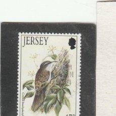 Sellos: JERSEY 1993 - YVERT NRO. 624 - USADO . Lote 198092505