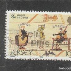 Francobolli: JERSEY 1986 - YVERT NRO. 368 - USADO -. Lote 198097638