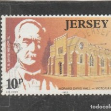 Francobolli: JERSEY 1985 - YVERT NRO. 360 - USADO -. Lote 198097718
