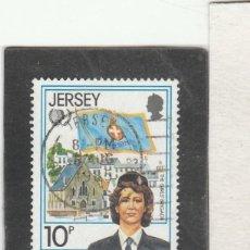 Francobolli: JERSEY 1985 - YVERT NRO. 344 - USADO -. Lote 198097806