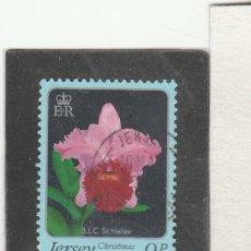 Francobolli: JERSEY 1985 - YVERT NRO. 334 - USADO -. Lote 198097915