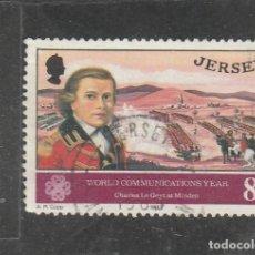 Francobolli: JERSEY 1983 - YVERT NRO. 298 - USADO -. Lote 198098257