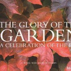 Sellos: GRAN BRETAÑA - 2004 - CARNET DE PRESTIGIO THE GLORY OF THE GARDEN - VER IMAGENES. Lote 201555346