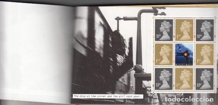 Sellos: GRAN BRETAÑA - 2000 - CARNEt de prestigio LETTERS BY NIGHT - VER IMAGENES - Foto 5 - 201649375