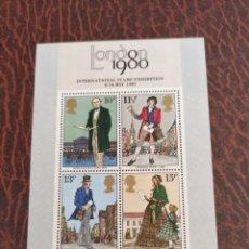 Sellos: SELLOS LONDON 1980. Lote 207576868