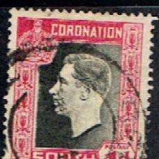 Timbres: AFRICA DEL SUR . COLONIA INGLESA // YVERT 79 // 1937 ... USDO. Lote 212509376