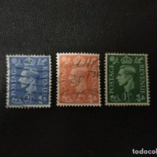 Sellos: REINO UNIDO 1942. KING GEORGE VI. Lote 215404675