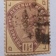 Sellos: POSTAGE AND REVENUE S&J. Lote 217181018