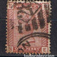 Sellos: INGLATERRA 1880 REINA VICTORIA SURFACE PRINTED - SELLOS ANTIGUOS CLASICOS. Lote 218132691