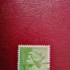 Selos: GRAN BRETAÑA - VALOR FACIAL 8 1/2 P - REINA ISABEL II. Lote 219467673