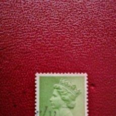 Selos: GRAN BRETAÑA - VALOR FACIAL 12 P - REINA ISABEL II. Lote 219474336