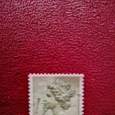 Selos: GRAN BRETAÑA - VALOR FACIAL 16 P - REINA ISABEL II. Lote 219508586