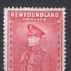 Timbres: NEWFOUNDLAND/1932/USED/SC#189/ PRINCIPE DE GALES/ REALEZA / 4C. ROSA LAKE. Lote 220600958