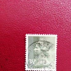 Selos: GRAN BRETAÑA - VALOR FACIAL 3 1/2 P - REINA ISABEL II. Lote 221134610