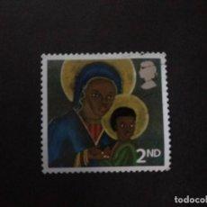 Sellos: GRAN BRETAÑA 2005 NAVIDAD CHRISTMAS 2ND SG 2582 YV 2700. Lote 222086868