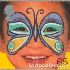Sellos: SELLO USADO DE GRAN BRETAÑA YT 2220. Lote 222200672