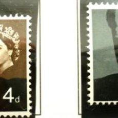 Timbres: GRAN BRETAÑA 1965 - FOTO 112 - Nº 397 IVERT ,NUEVO,COMPLETA. Lote 222566270