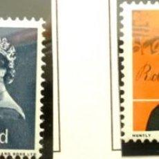 Sellos: GRAN BRETAÑA 1966 - FOTO 120 - Nº 421 IVERT ,NUEVO,COMPLETA. Lote 222567840