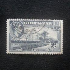 Sellos: GRAN BRETAÑA GIBRALTAR, 2D, AÑO 1938.. Lote 222595240
