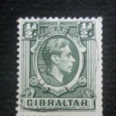 Sellos: GRAN BRETAÑA GIBRALTAR, 1,2D, AÑO 1938.. Lote 222596770