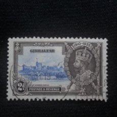 Sellos: GRAN BRETAÑA, GIBRALTAR, 2D, REY EDUARDO VII, AÑO 1903.. Lote 222600043