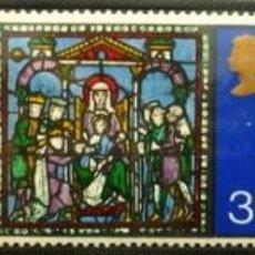 Timbres: GRAN BRETAÑA 1971 - FOTO 156- Nº 650 IVERT , COMPLETA, NUEVO. Lote 222610145