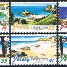 Sellos: [CF-A2110] JERSEY 1996; SERIE TURISMO (MNH). Lote 222620307