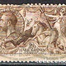 Sellos: GRAN BRETAÑA IVERT Nº 153 (AÑO 1915) EL REY JORGE V, USADO. Lote 222929166