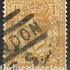 Sellos: GRAN BRETAÑA IVERT Nº 152 (AÑO 1912) EL REY JORGE V, USADO. Lote 222929357