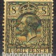 Sellos: GRAN BRETAÑA IVERT Nº 149 (AÑO 1912) EL REY JORGE V, USADO. Lote 222930075