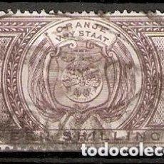 Francobolli: GRAN BRETAÑA. 1878.COLONIAS. ÁFRICA DEL SUR. ESTADO LIBRE DE ORANGE.. Lote 226054343