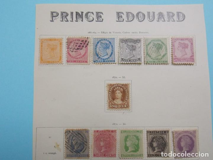 PRINCIPE EDUARDO (Sellos - Extranjero - Europa - Gran Bretaña)