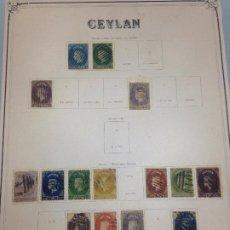 Sellos: CEYLAN. Lote 229269650