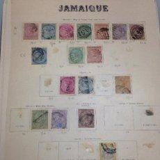 Sellos: JAMAIQUE. Lote 229417115