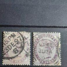 Sellos: (GRAN BRETAÑA)(1881) REINA VICTORIA 1 PENNY. Lote 236669460