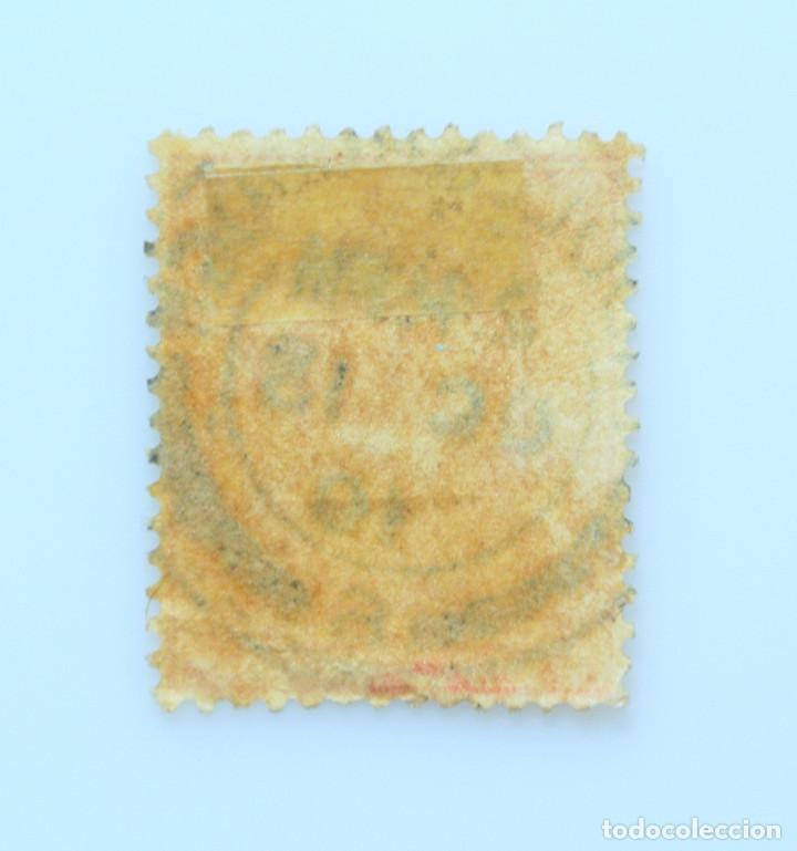 Sellos: SELLO POSTAL GRAN BRETAÑA REINO UNIDO 1902, 1 d, REY EDWARD VII ,USADO - Foto 2 - 236813070