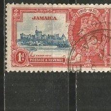 Timbres: JAMAICA COLONIA BRITANICA YVERT NUM. 116 USADO. Lote 241658265