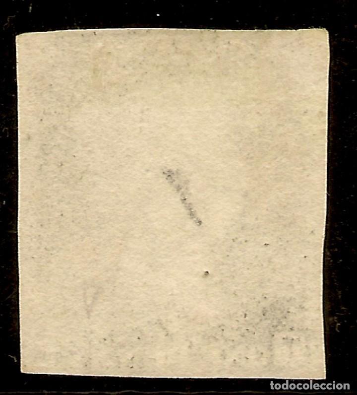 Sellos: INGLATERRA IVERT 1 (º) 1 penique negro 1840 NL1376 - Foto 2 - 244492360