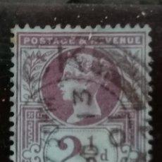 Sellos: 1887-92.GRAN BRETAÑA. L ANIV. REINA VICTORIA. *MH (21-164). Lote 251326825