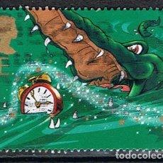 Sellos: SELLO USADO DE GRAN BRETAÑA 2002, YT 2360. Lote 254309225