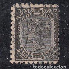Sellos: NUEVA GALES DEL SUR COLONIA BRITÁNICA .53 FALTA DIENTE USADA,. Lote 257483540