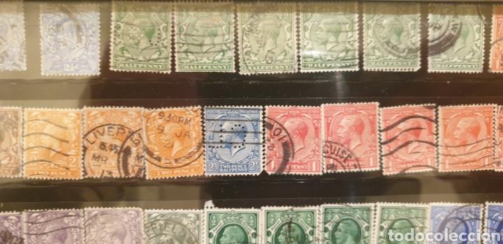 Sellos: 458 sellos de Reino Unido, Francia, Alemania y Portugal - Foto 2 - 259727300