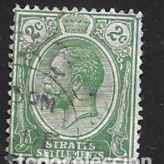 Francobolli: EXCOLONIA BRITANICA DE STRAITS SEITLEMENTS. Lote 266318143