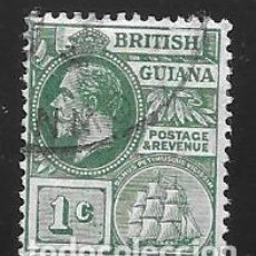 Francobolli: EXCOLONIA BRITANICA DE GUAYANA. Lote 266318838