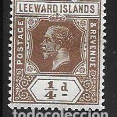 Francobolli: EXCOLONIA BRITANICA DE LEEWARD ISLANDS. Lote 266319758