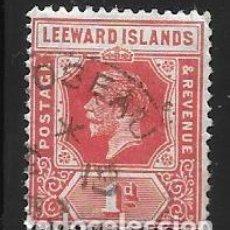 Francobolli: EXCOLONIA BRITANICA DE LEEWARD ISLANDS. Lote 266320058