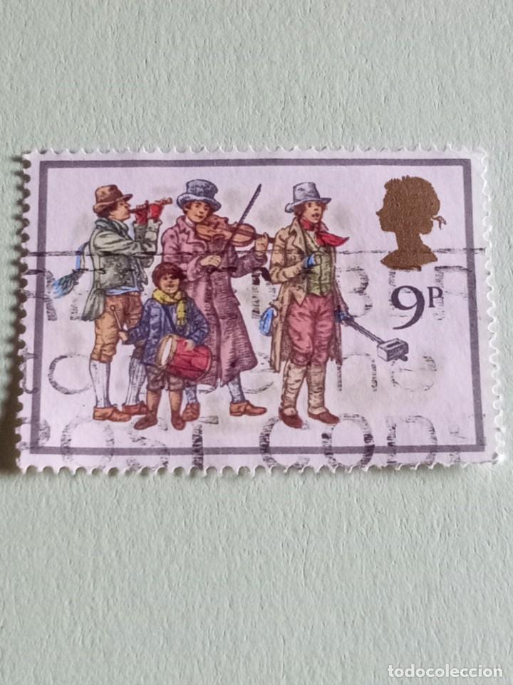 SELLOS DE GRAN BRETAÑA (Sellos - Extranjero - Europa - Gran Bretaña)